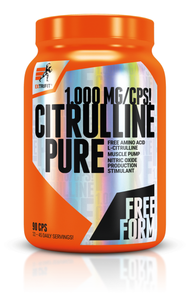 CITRULLINE PURE 1.000 MG / CPS