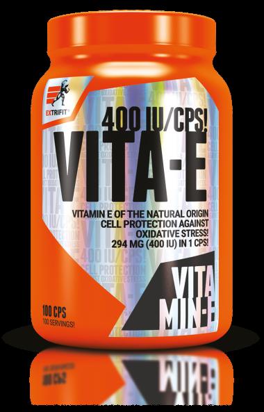 VITA - E 400 IU CAPS