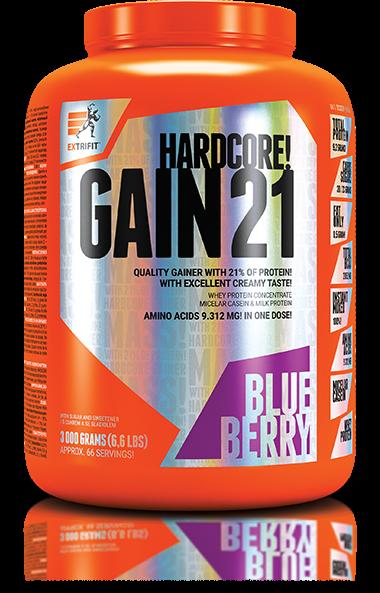Hardcore Gain 21