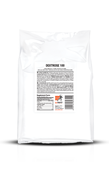 Dextrose powder nutrition facts