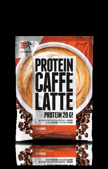 CAFFÉ LATTE WHEY PROTEIN 80