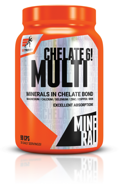 CHELATE 6! MULTIMINERAL