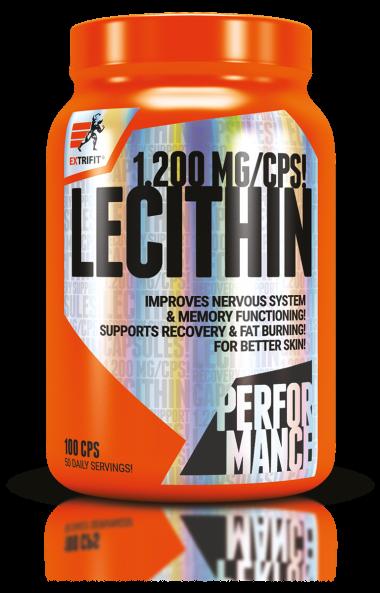 LECITHIN 1200 MG CAPS