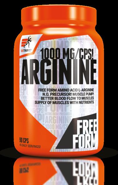 ARGININE 1000 MG CAPS