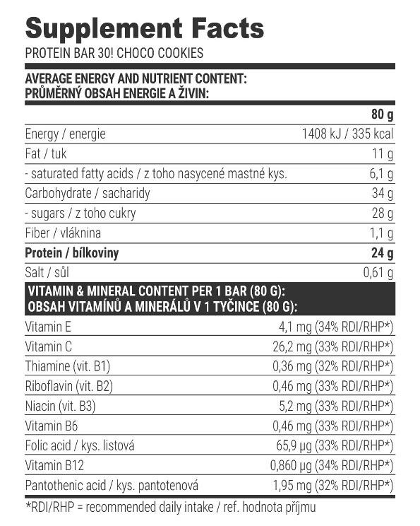 Hydro Protein Bar 31%